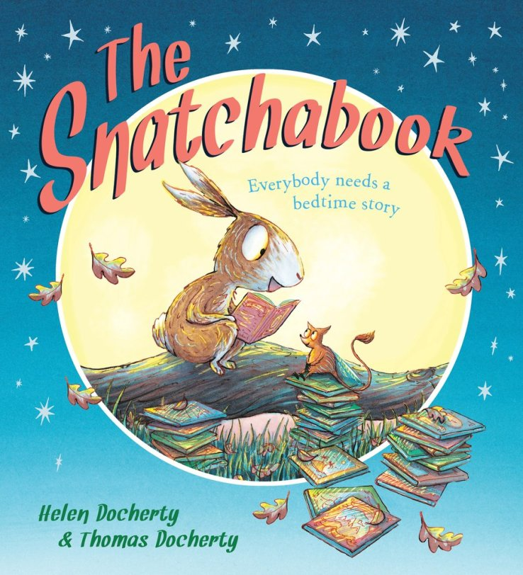 Image result for The Snatchabook / story by Helen Docherty