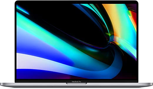 Apple MacBook Pro (16pouces, 16Go RAM, 512Go de stockage, Intel Corei7  2,6GHz) Gris Sidéral