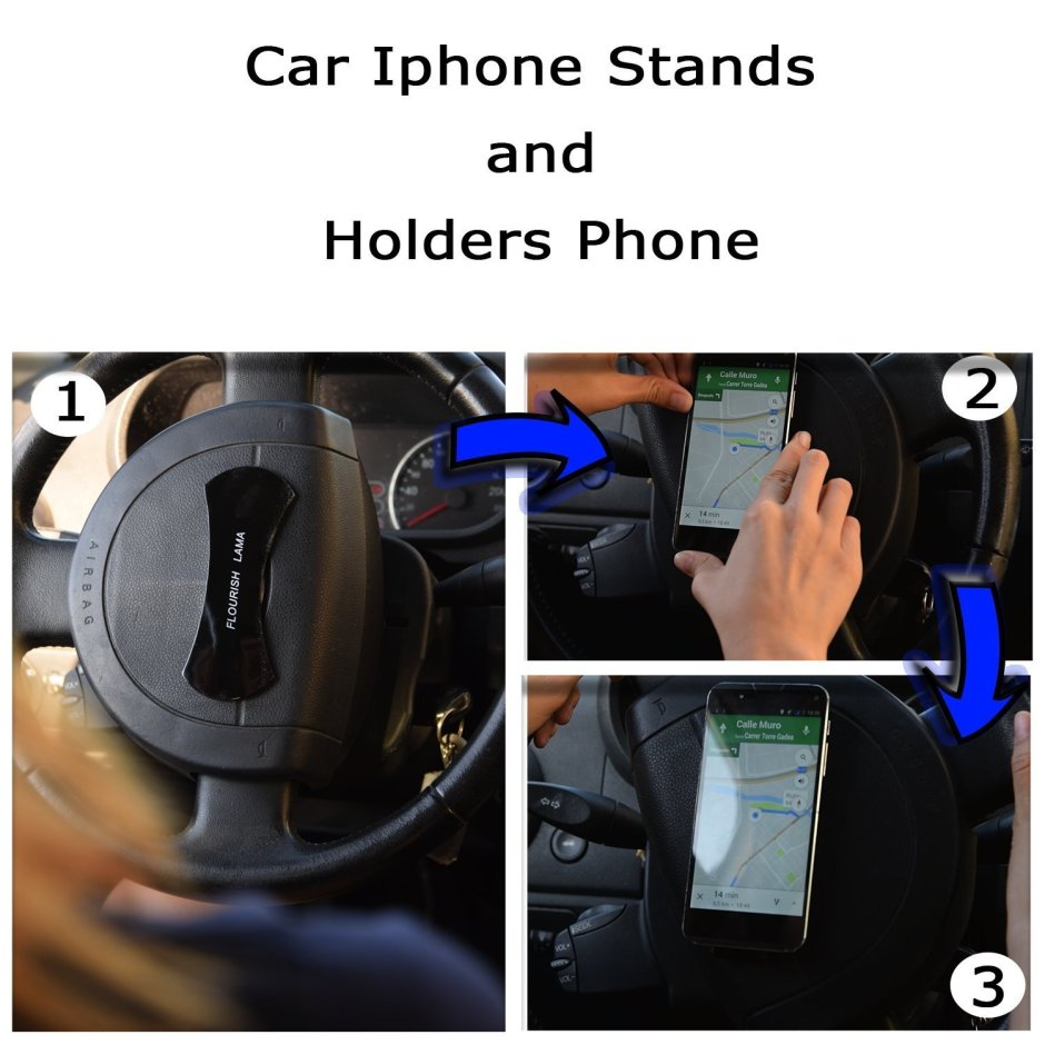 Multi-Function Cell Phone Holder,Stick to Anywhere like wood, glass