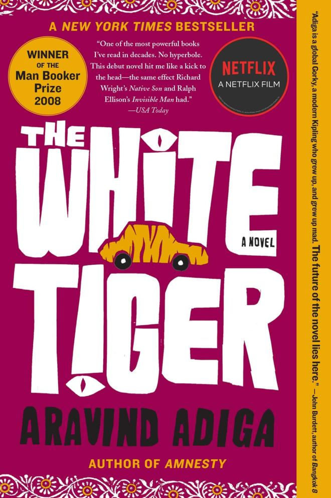 Image result for the white tiger