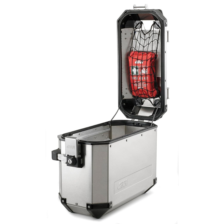 red colgante para tapa de maletas de moto