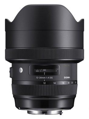 Sigma 12-24mm f/4 DG HSM Art Lens for Nikon FBlack Friday Deals 2019