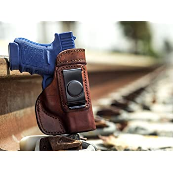 OUTBAGS USA LS2G43 Full Grain Heavy Leather IWB Conceal Carry Gun Holster for Glock 43 G43 9mm review