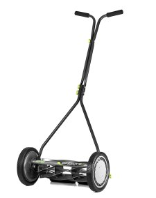 best reel mower for St Augustine grass - Earthwise