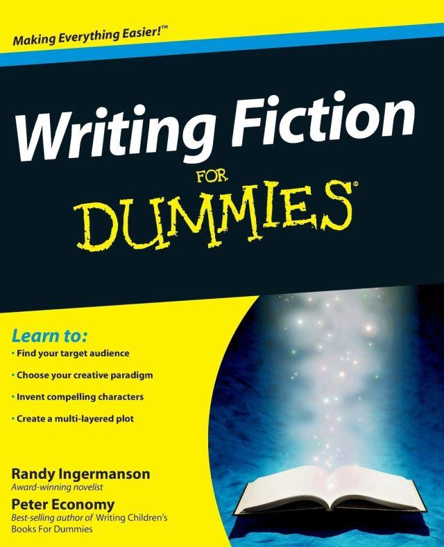 Writing Fiction For Dummies : Ingermanson, Randy: Amazon.de: Bücher