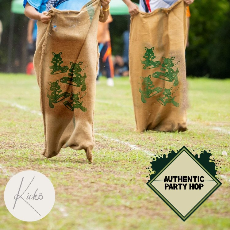 Amazon.com: Kicko Popular Burlap Potato Sack Race Bag - 24 x 36 Inches 1  Piece Natural Eco-Friendly Jute Fabric - Perfect Outdoor Party Game for  Kids and Adults Play and Outdoor Summer