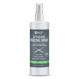 best Piercing Aftercare Spray - Essential Values