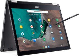 Acer Chromebook spin 13 | chromebooks with backlit keyboards