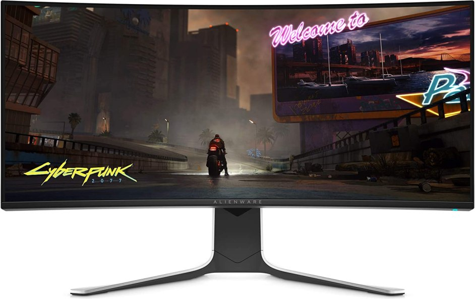 Alienware Monitor for gaming