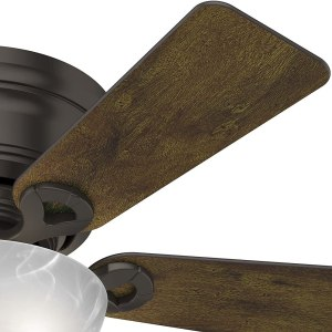 Hunter Haskell Indoor Low Profile Ceiling Fan