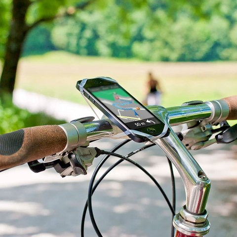 OHS Supply (オーエイチエスサプライ) finn フィン 自転車用スマートフォンホルダー (日本正規輸入品)