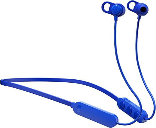 Skullcandy Jib Plus in-Ear Earphone Wireless (Blue) with Activate Assistant