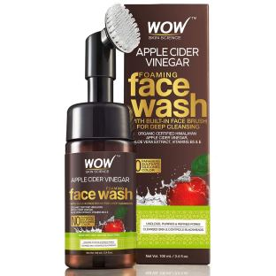 best natural face wash