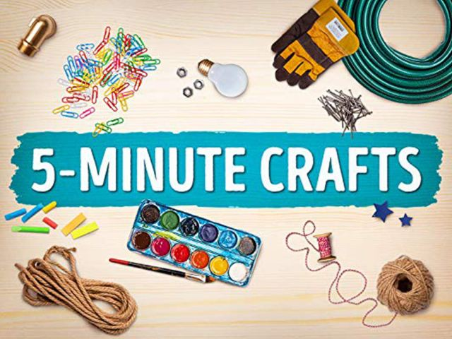 Watch 5 Minute Crafts | Prime Video