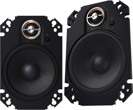 loudest 4x6 speakers