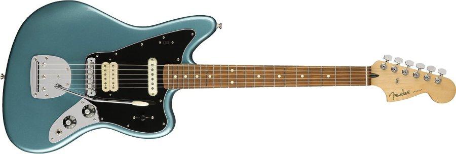 Fender Player Jaguar Electric Guitar - Pau Ferro Fingerboard - Tidepool