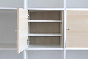 Inwona Compartiment Supplémentaire Pour Porte Ikea Kallax