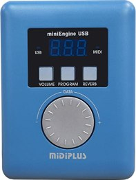 Amazon.com: midiplus miniEngine USB MIDI Sound Module: Musical Instruments