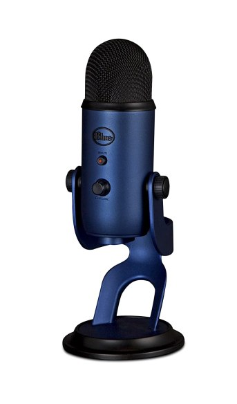 blue yeti microphone for online teaching