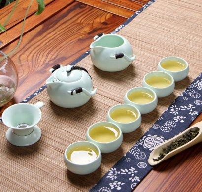 Kung Fu Tea Set