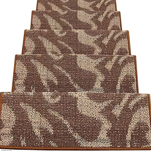 Amazon Com Lixiong Chinese Style Self Sticking Self Priming | Spiral Staircase Carpet Runners | Staircase Ideas | Staircase Railings | Stair Case | Beige Carpet | Sisal Stair