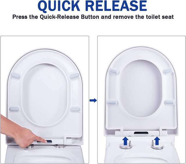 Easy Clean and Removable Lid,Antibacterial Material with Stainless