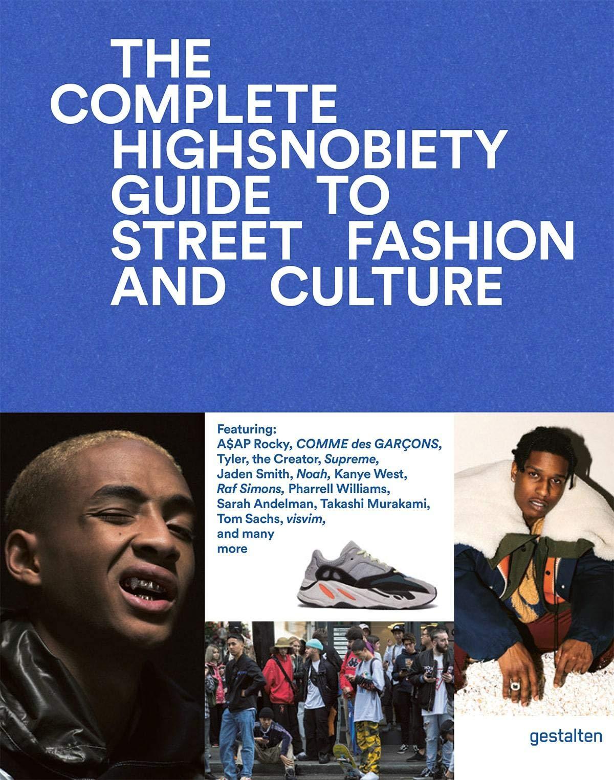 Hardcover Book on Streetwear