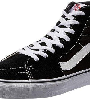 Best Skate Shoes: VANS Sk8-Hi Unisex Casual High-Top Skate Shoes