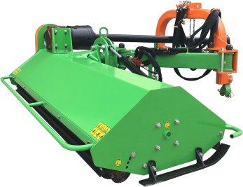 Best ditch bank flail mower - Nova Tractor