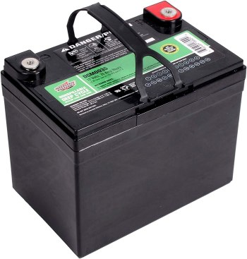 Interstate 12V 35AH Sealed Lead Acid Deep Cycle Battery