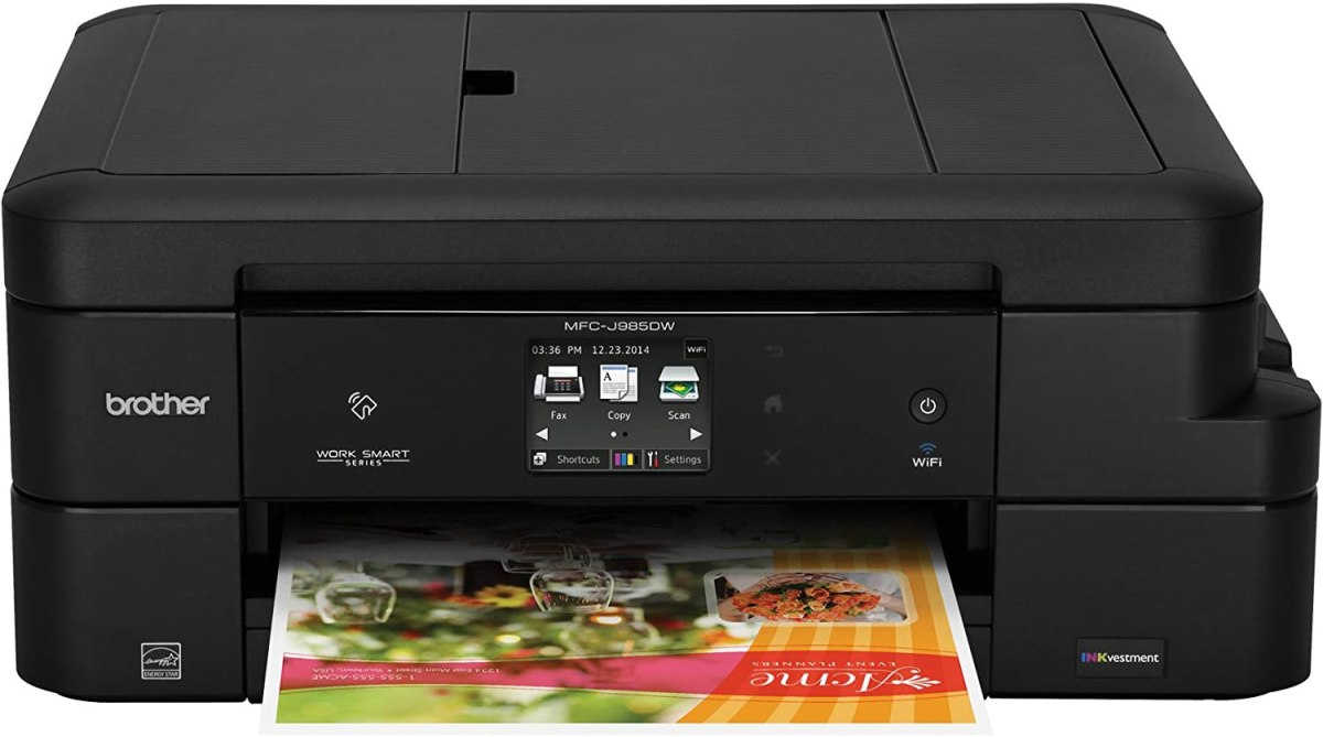 Brother J985DW best all in one printer