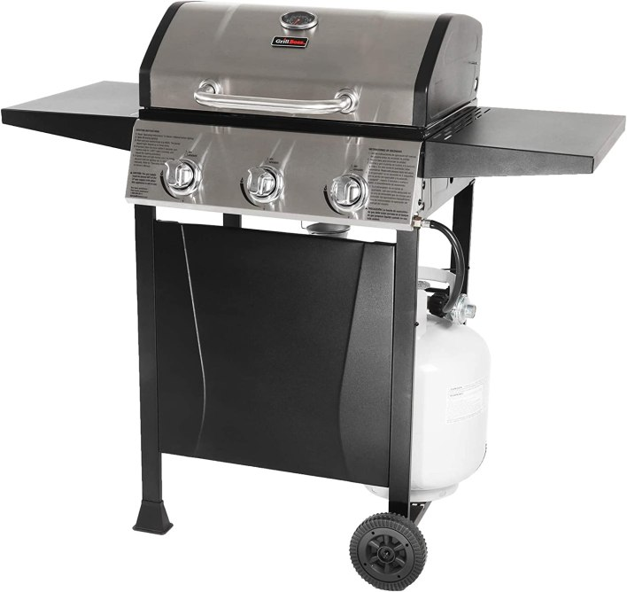 Father's Day In The Same Week As Prime Day!- Outside grill that you can give that special father for fathers day.