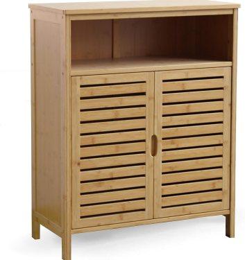 VASAGLE Lowell Storage Cabinet for Kitchen