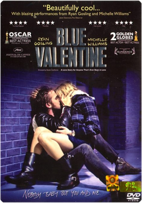 Blue Valentine 2010 Ryan Gosling, Michelle Williams, John Doman:  Amazon.co.uk: DVD & Blu-ray