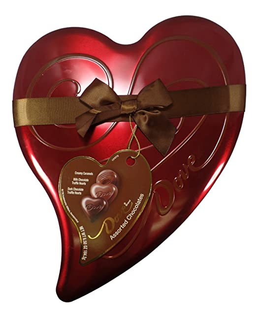 Chocolate Boxes for Valentine's Day