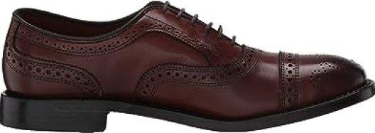 Allen Edmonds Men's Strand Brogue Shoes