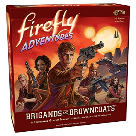 Image result for Firefly Adventures board game