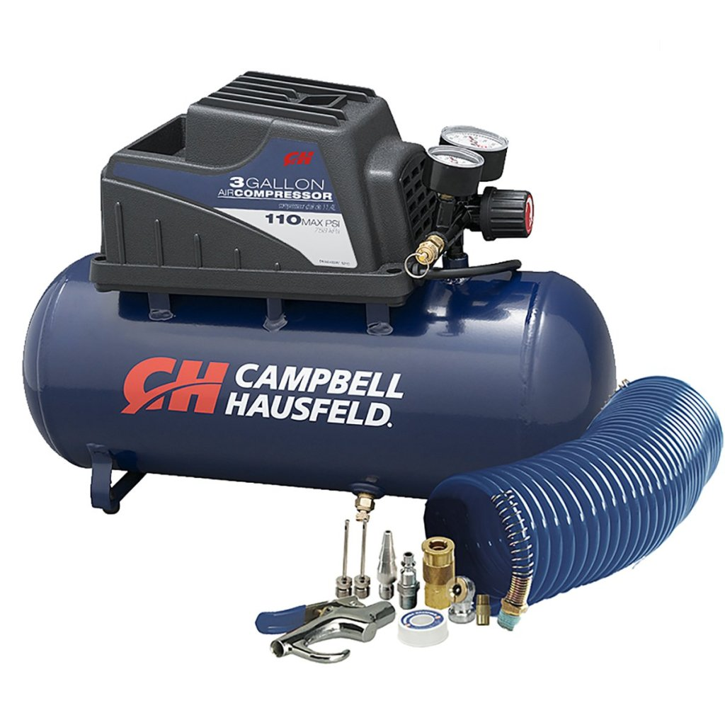 Campbell Hausfeld Air Compressor Review