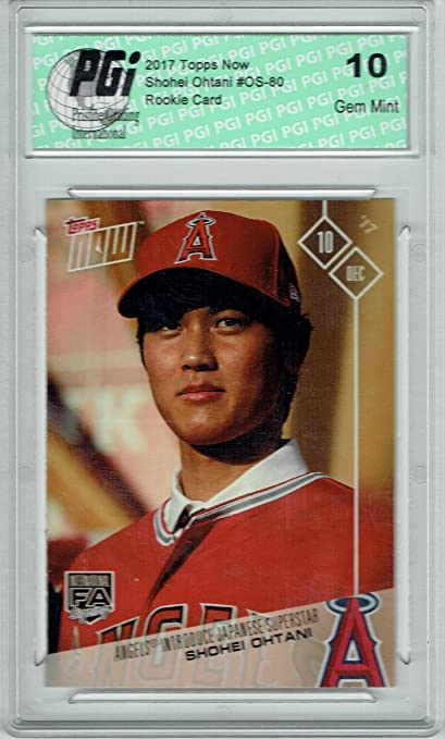 Baseball Trading Cards Shohei Ohtani 2018 Topps Baseball # ...