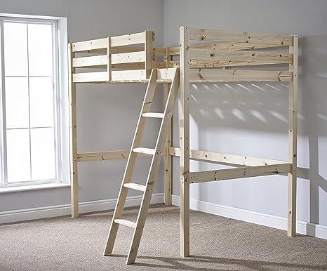 Strictly Beds Bunks Ltd Struttura In Legno Per Letto A