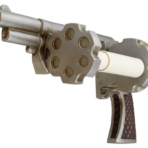 Fancy Pistol Toilet Paper Holder