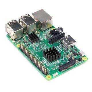 8pcsセットfor Raspberry Pi 3 Raspberry and for Pi 2 model B+ model B 専用冷却 アルミ・ヒートシンク 冷却クーラー キット(ブラック)