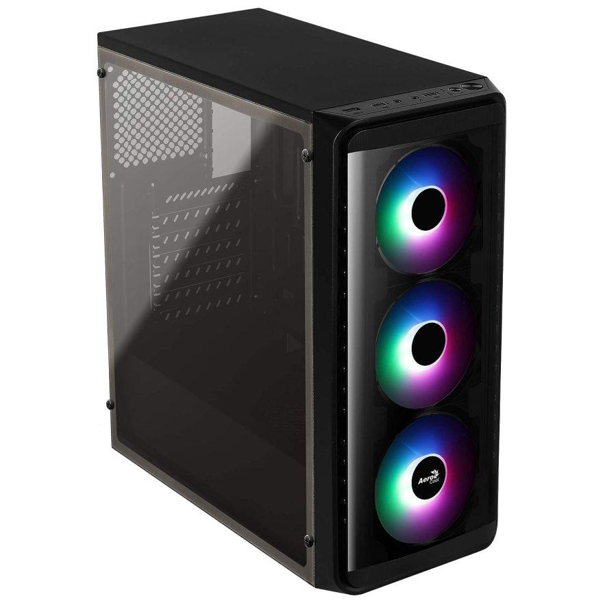 Aerocool SI5200FROST, Caja PC ATX