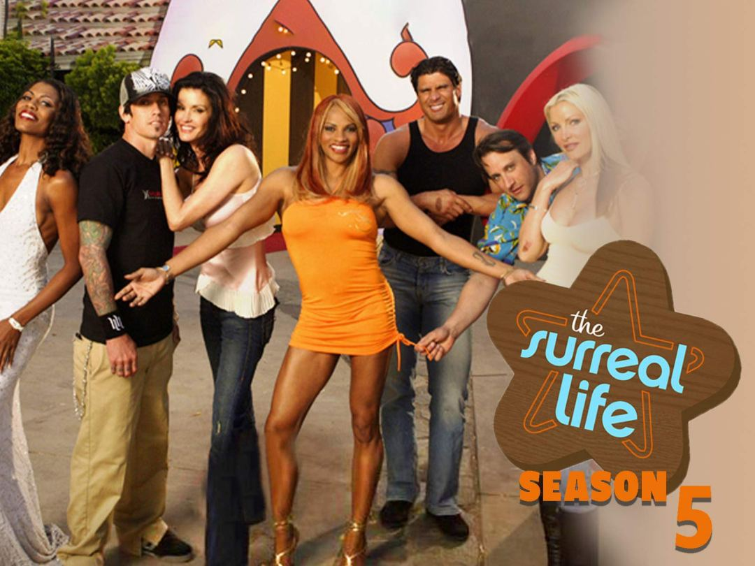 Watch The Surreal Life   Prime Video