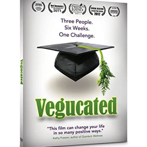 Vegucated (DVD)