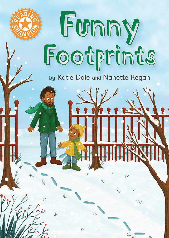Image result for funny footprints book cover