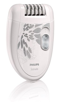 Philips Satinelle Essential Compact Epilator, HP6401/50
