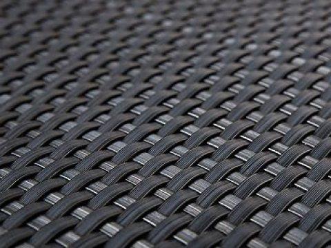 balkon sichtschutz rattan amazon.de: haga® pe-rattan balkon sichtschutz