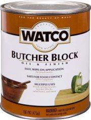 Watco 241758 Butcher Block Oil & Finish