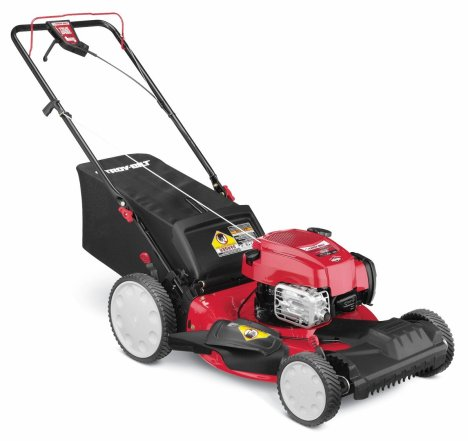 Troy-Bilt best lawn mower review